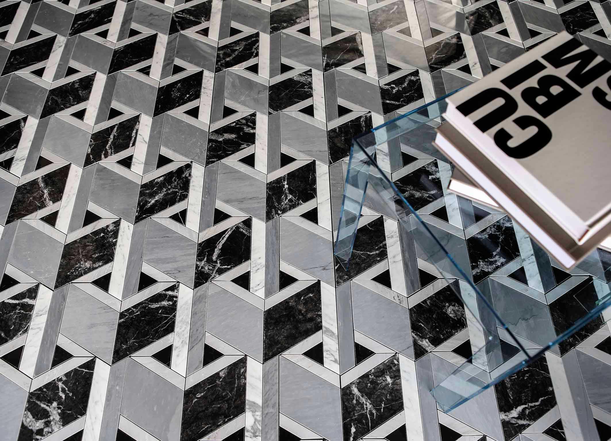 Lithos Mosaico Italia Cube 300 x 360