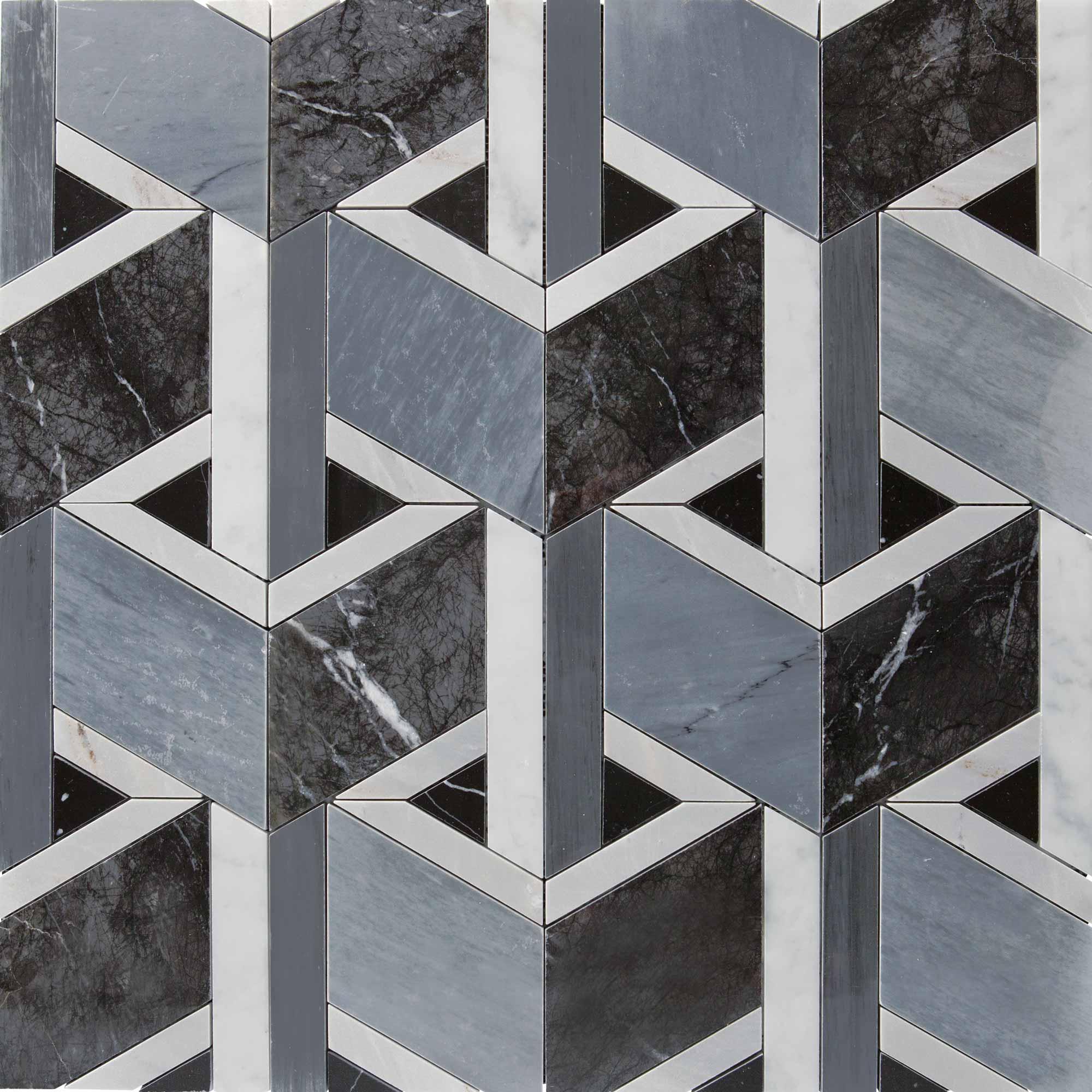 Lithos Mosaico Italia Cube 300 x 360x360 mod