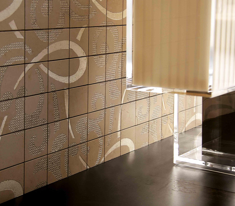 Lithos Mosaico italia Kimberly 50 TR - OLD SILVER