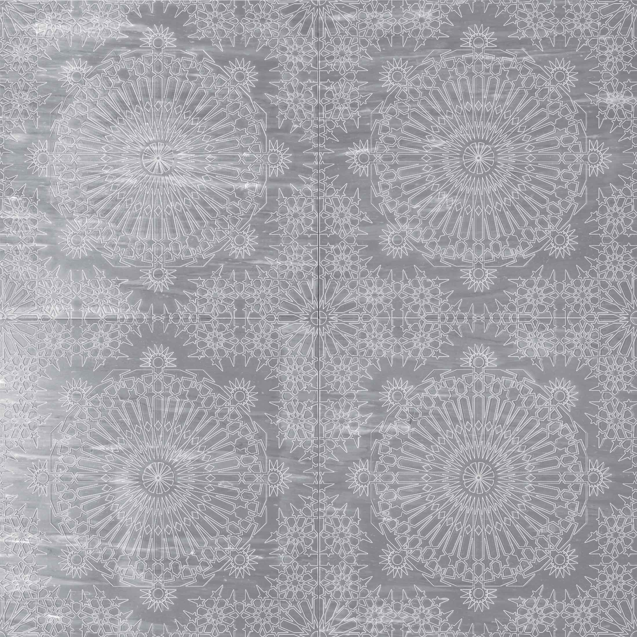Lithos Mosaico Italia Sabika 305 BARDIGLIO