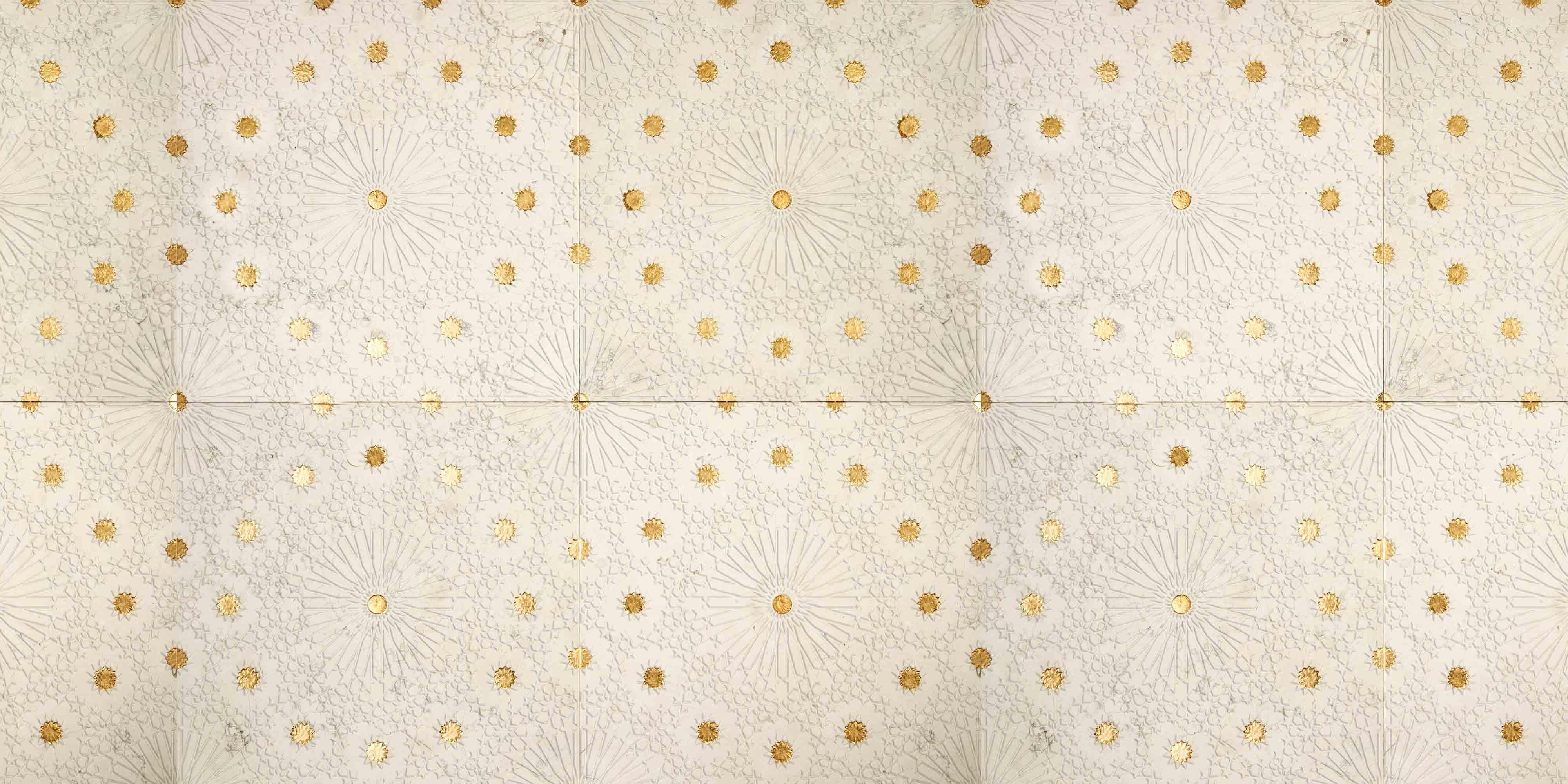 Lithos Mosaico Italia ZELLIGE 305 BP - gold cop