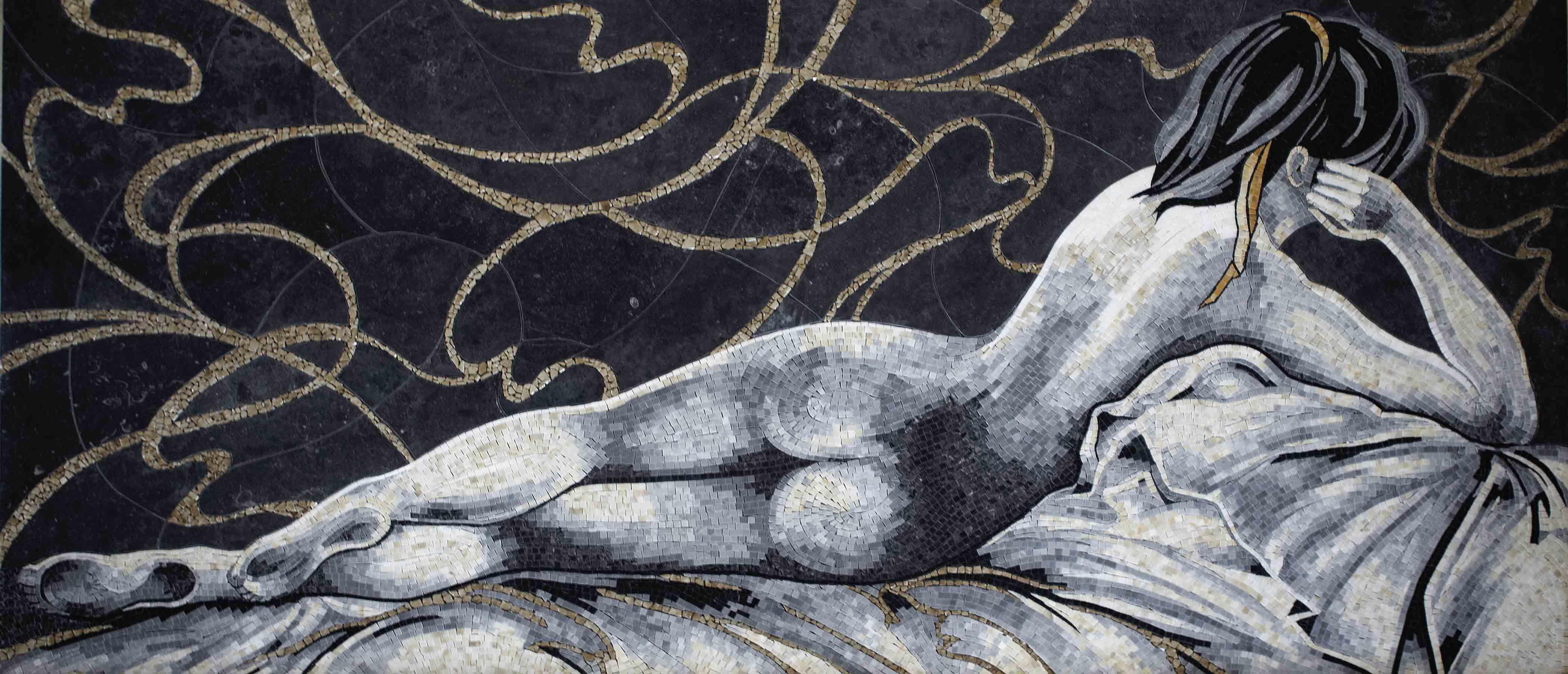 Lithos Mosaico Italia Les Demoiselles 1