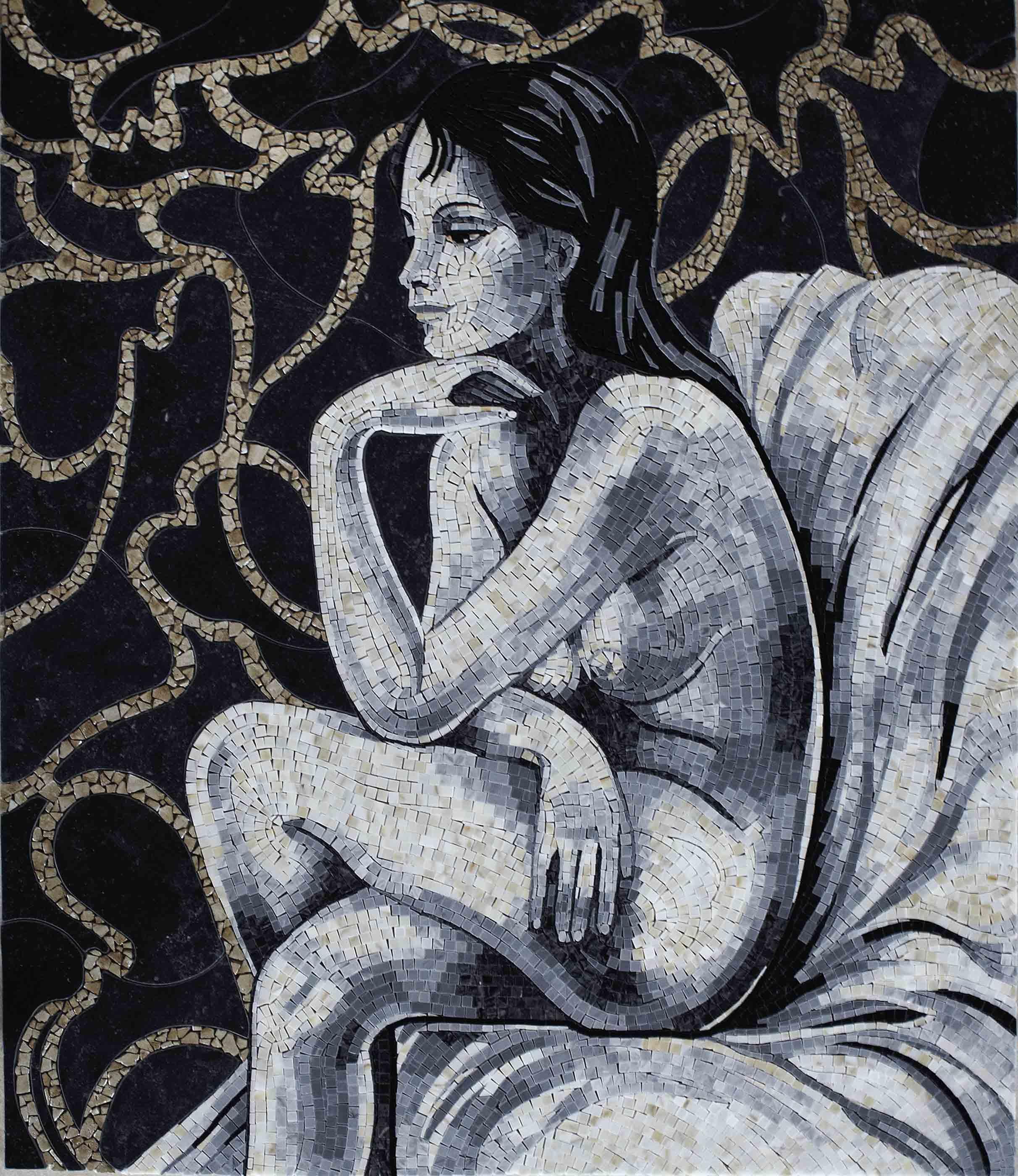 Lithos Mosaico Italia Les Demoiselles 2