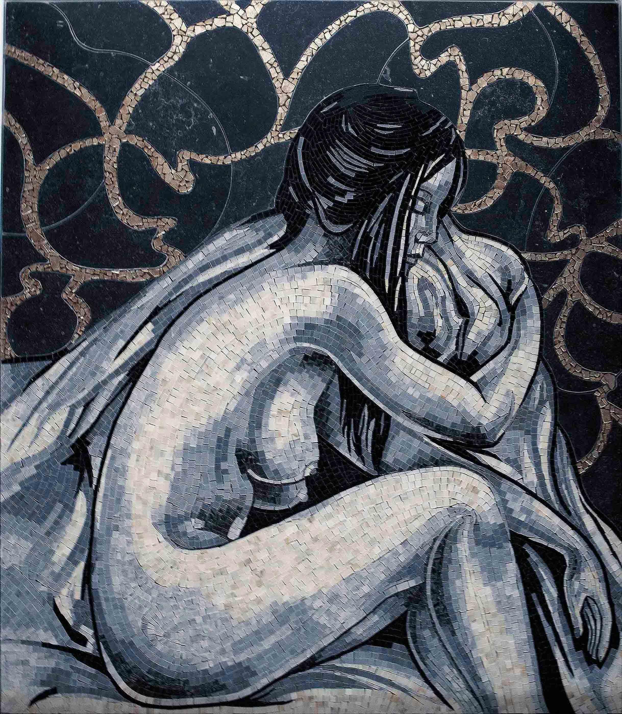 Lithos Mosaico Italia Les Demoiselles 3