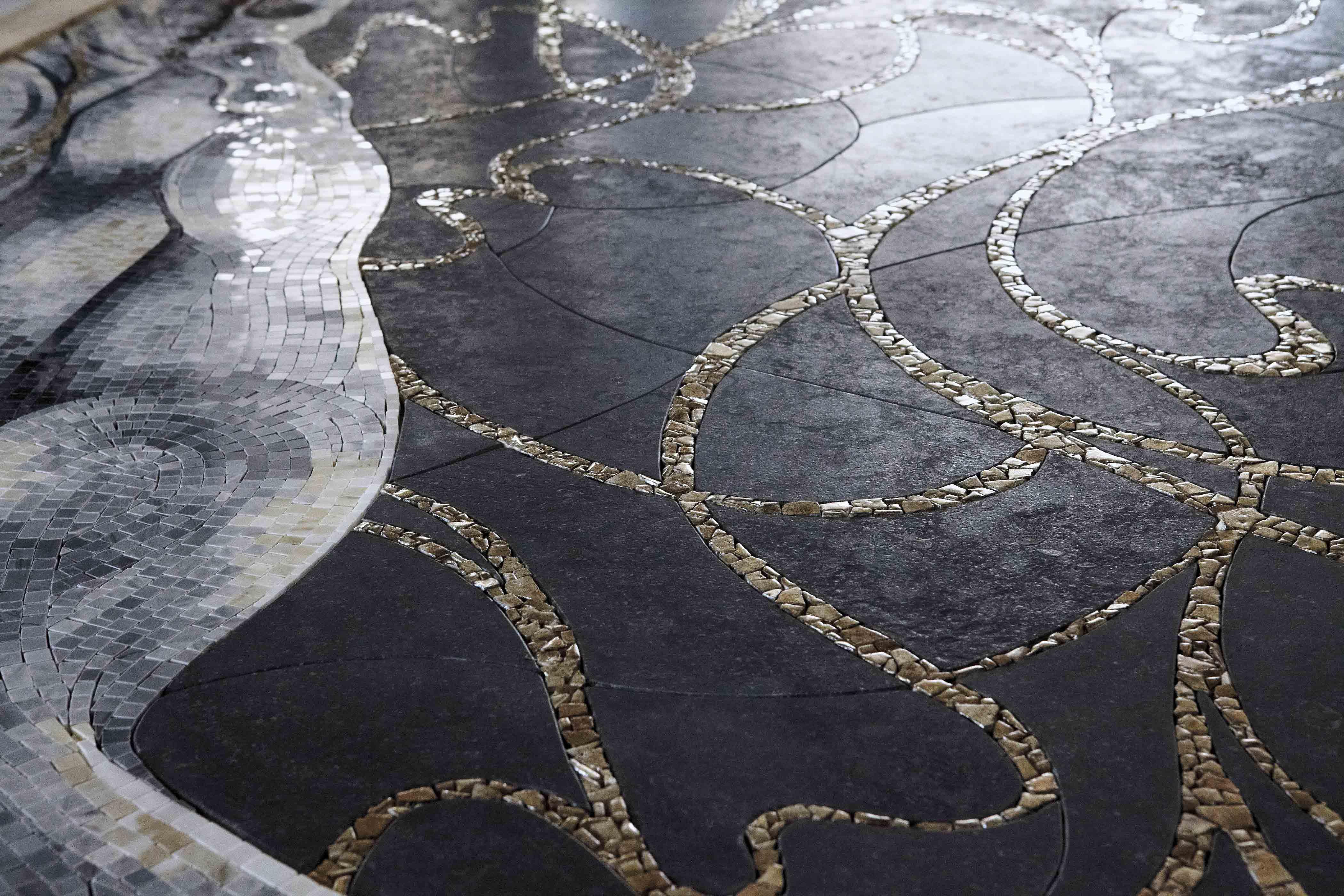 Lithos Mosaico Italia Les Demoiselles 6