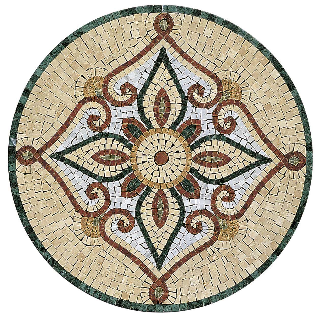 Caracalla Lithos Mosaico italia
