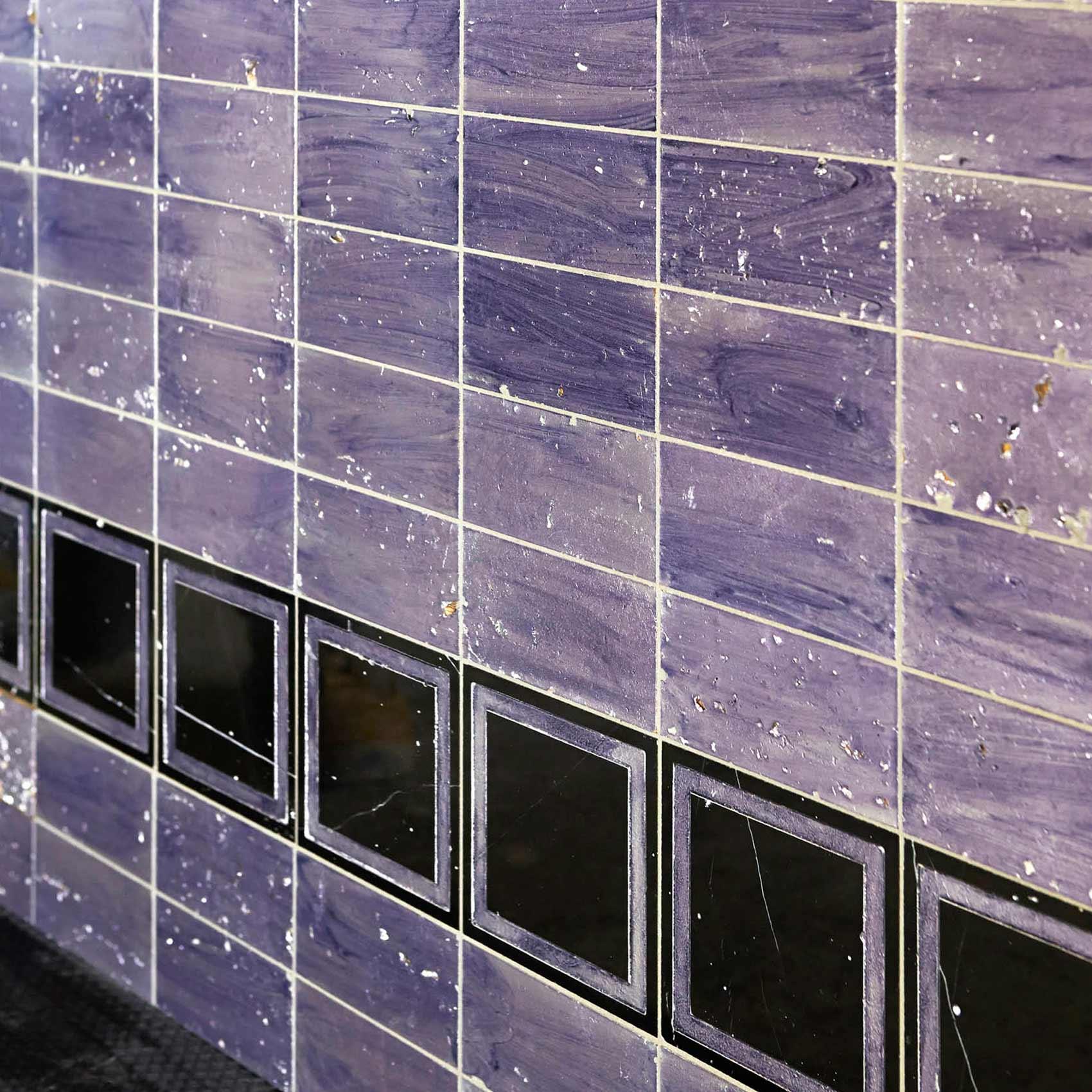 Cosmic Lithos mosaico italia