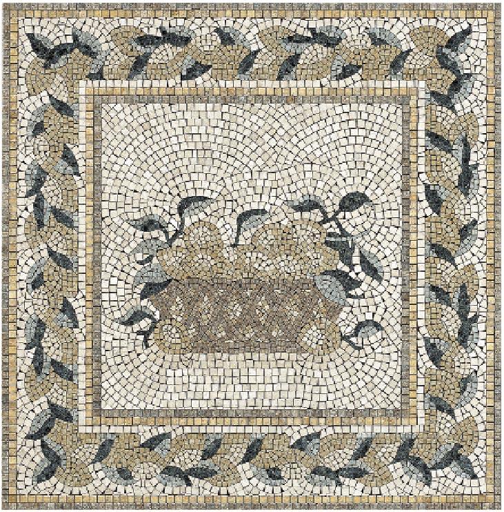 Frutta-C Lithos Mosaico italia