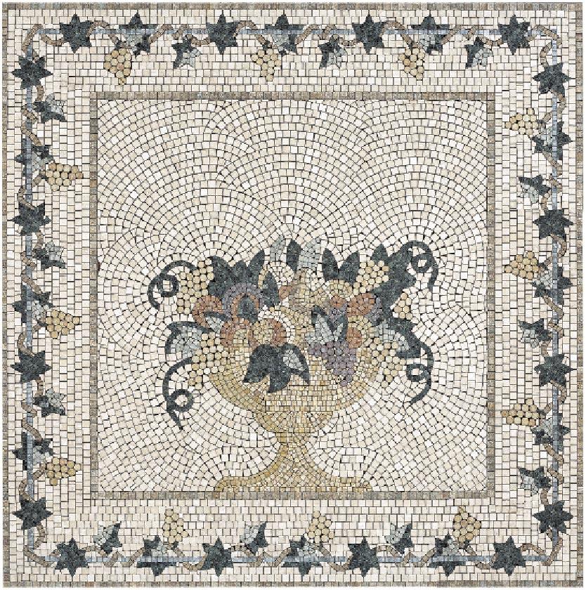 Frutta-E Lithos Mosaico italia