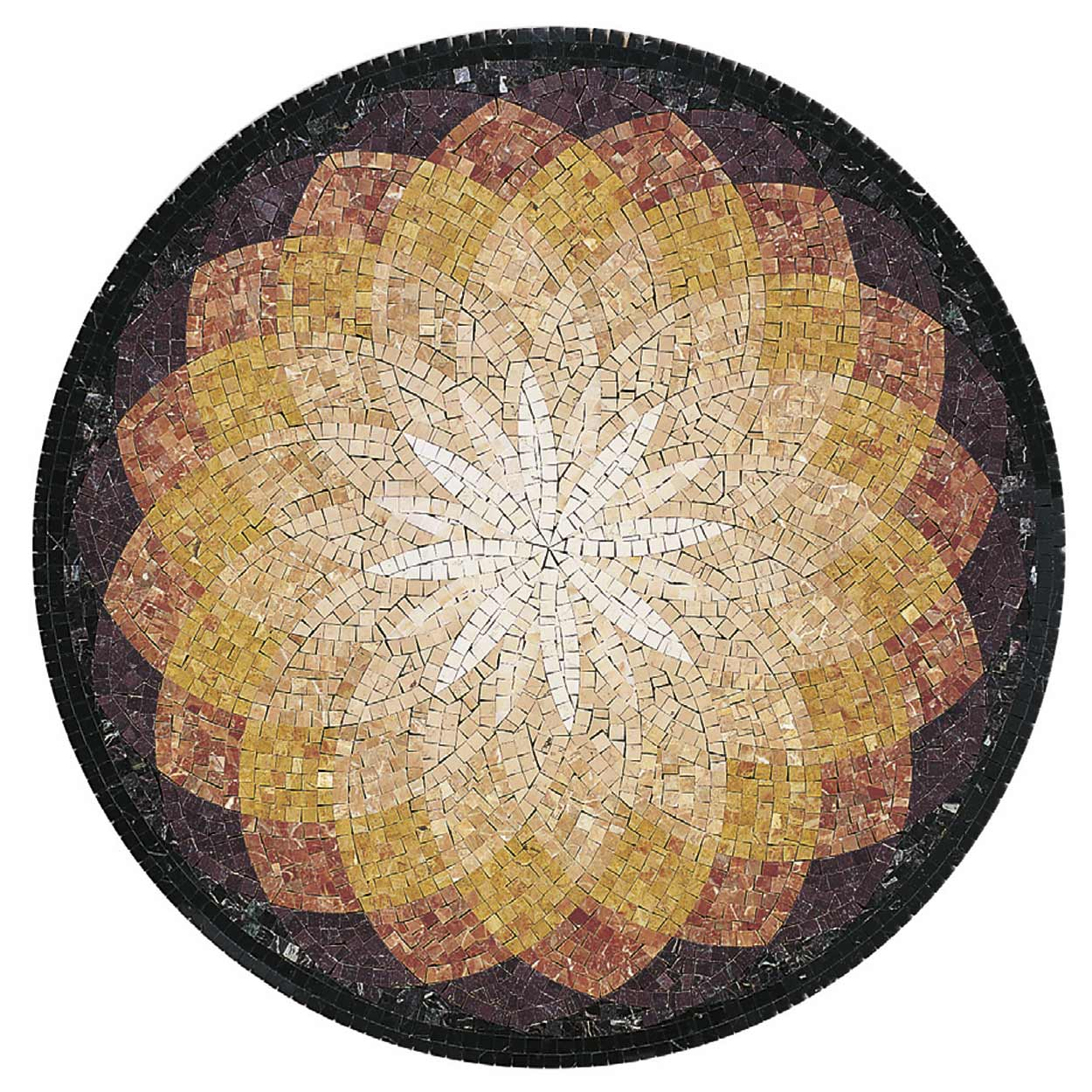 Globo Lithos Mosaico italia