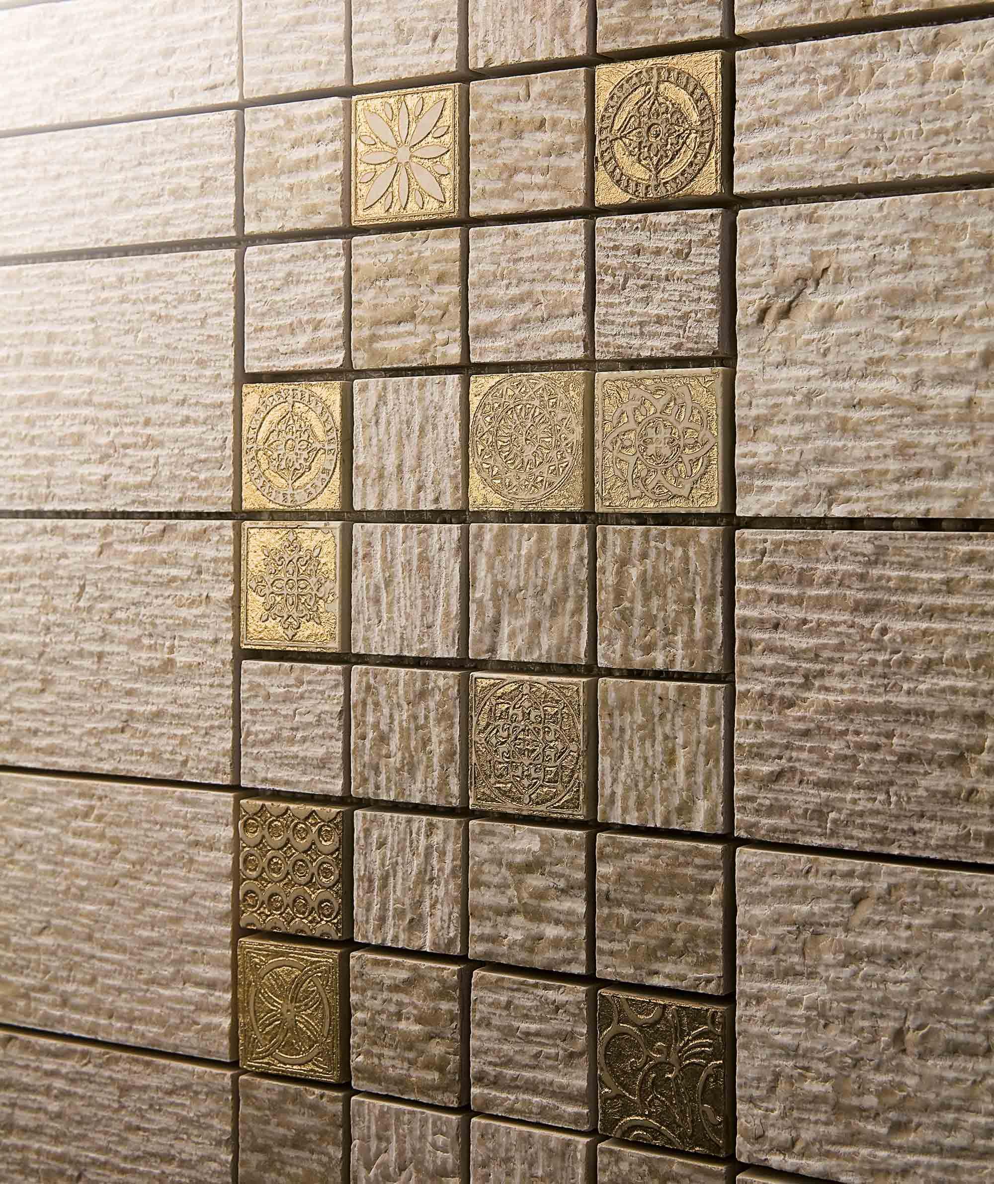 graffio Lithos mosaico italia