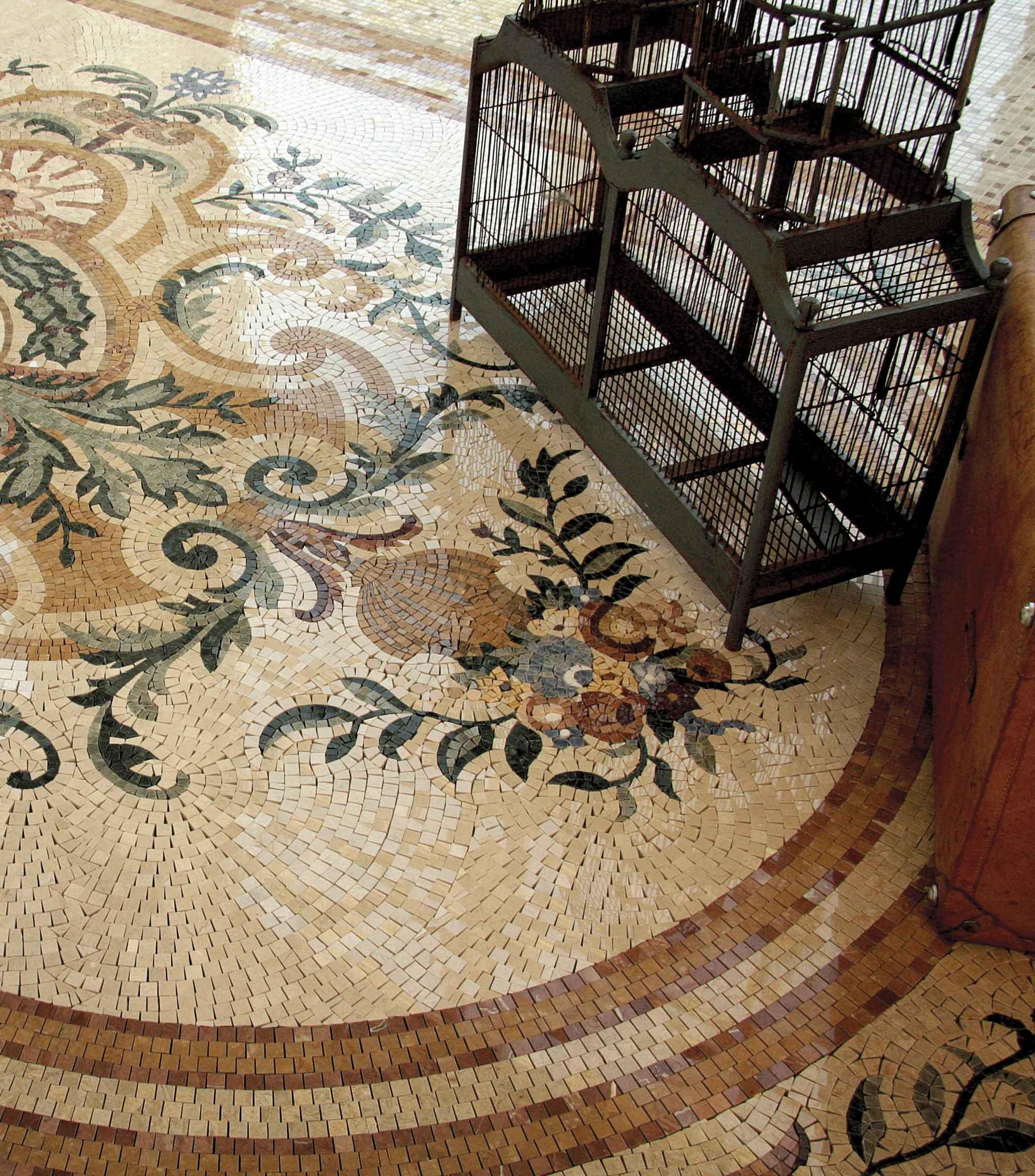 Le-havre Lithos mosaico italia