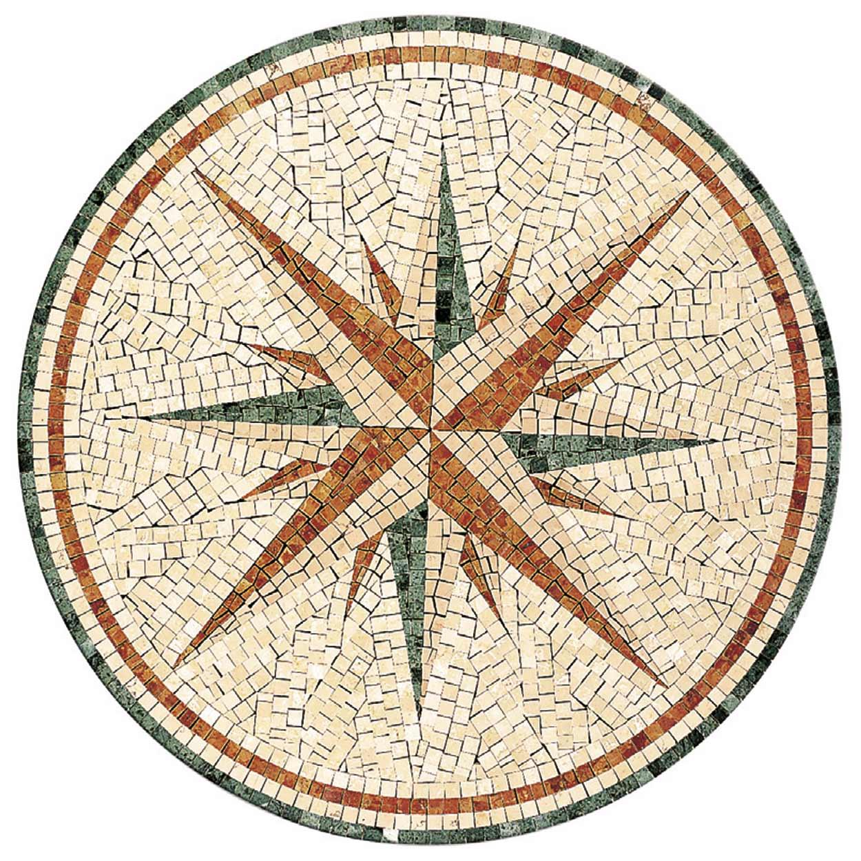 Rosa-di-ventiLithos Mosaico italia