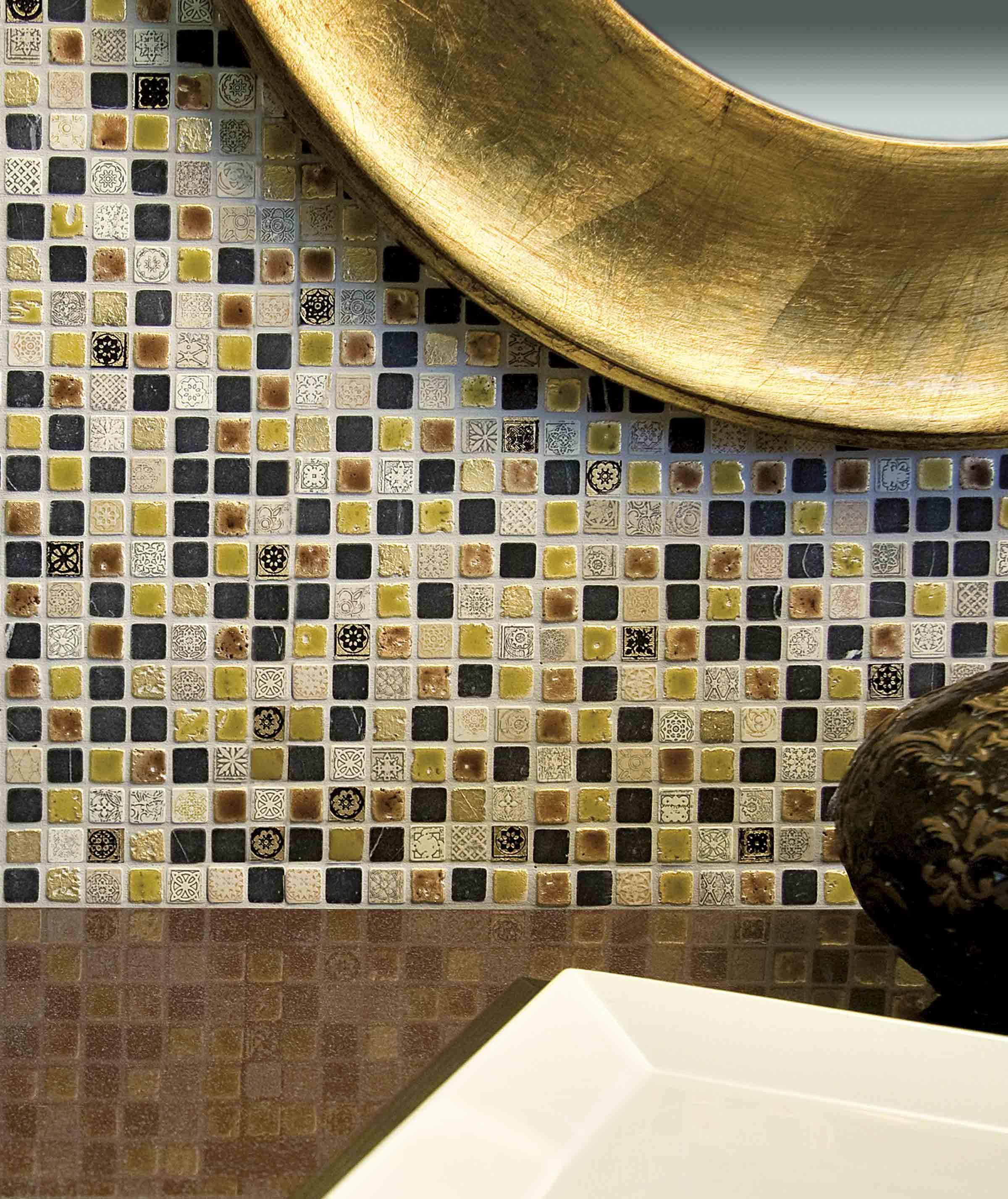 Samoa Lithos mosaico italia