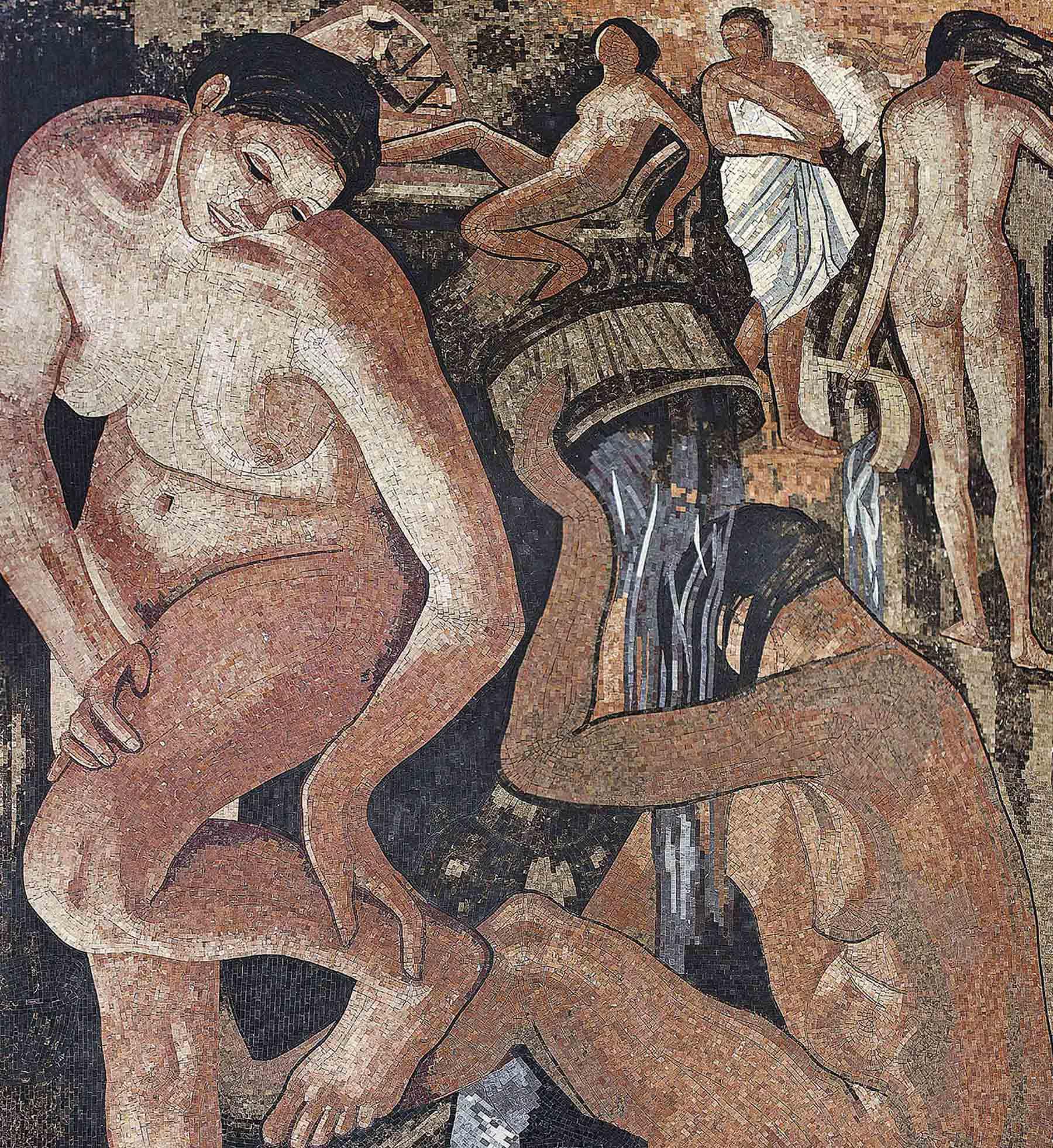 THE-BATH-2 The Bath - Omaggio a Serebriakova