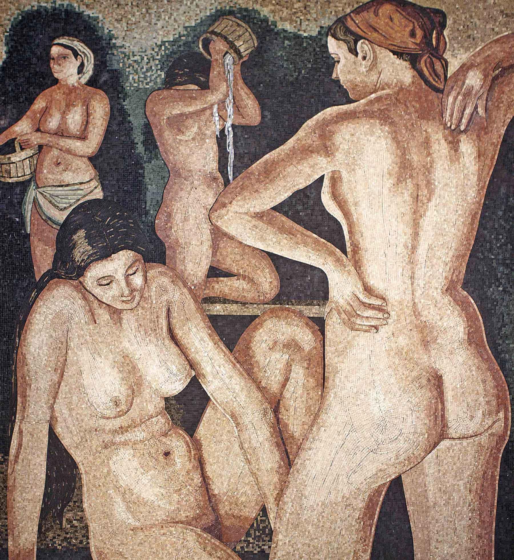 THE-BATH-3 The Bath - Omaggio a Serebriakova