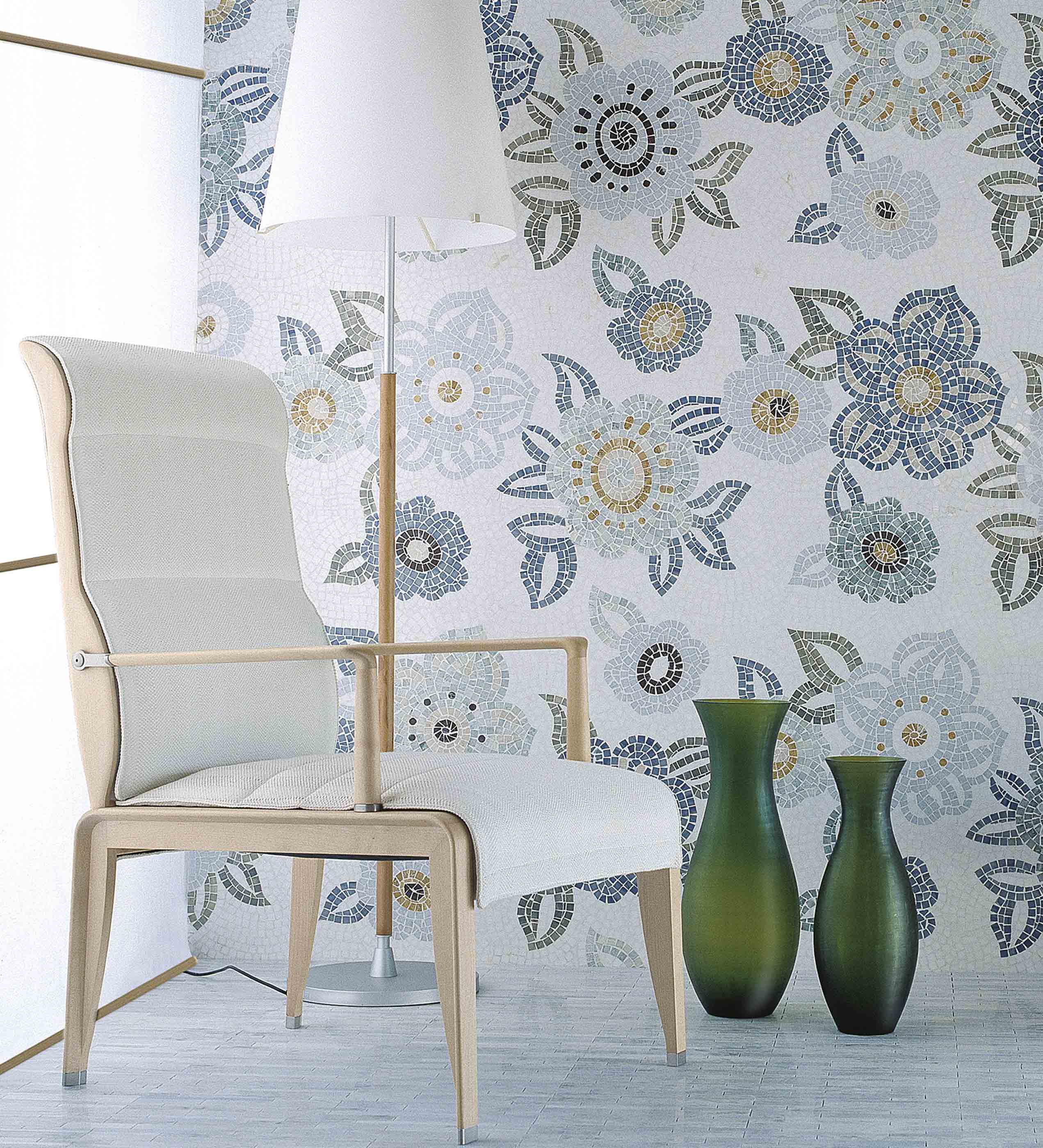 Flowers Lithos Mosaico Italia