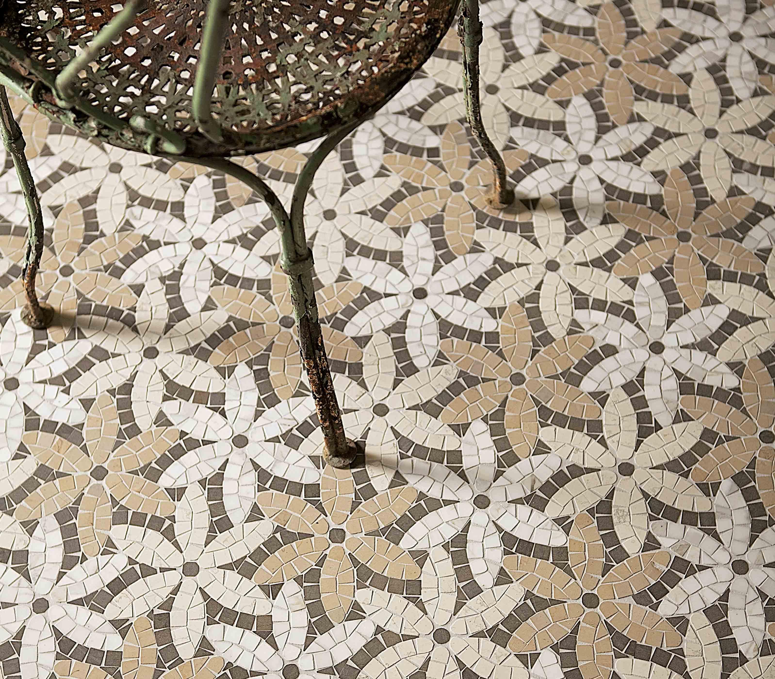 pre-de-fleurs Lithos Mosaico Italia