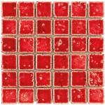 Lithos Mosaico Italia Caramel_2,5x2,5_1