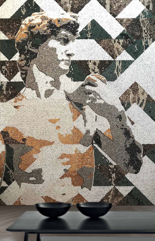 LITHOS-MOSAICO-ITALIA-DAVID David